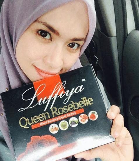 luffiya queen rosebelle kkm