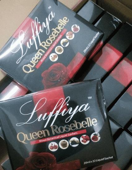 luffiya queen rosebelle original