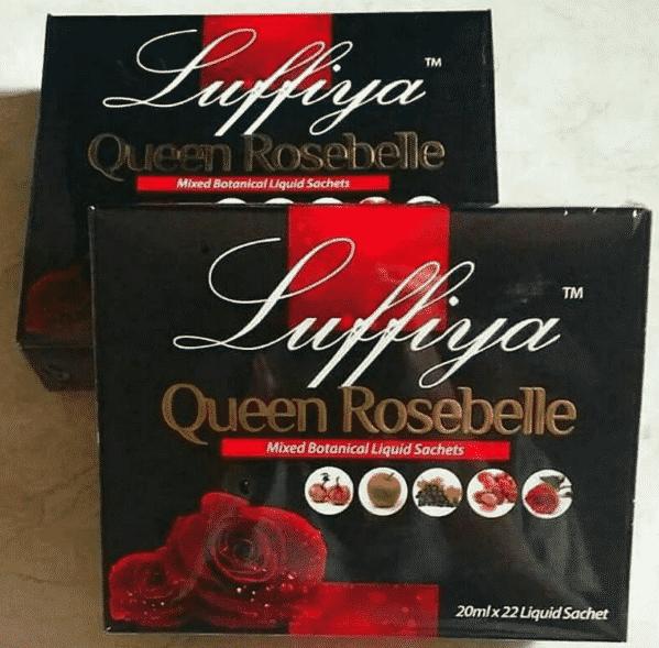 luffiya queen rosebelle harga