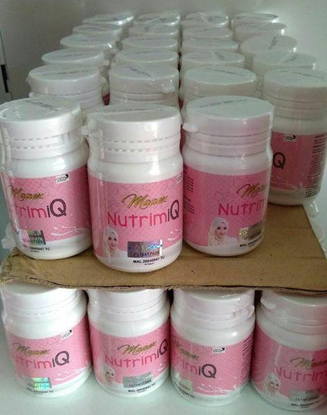 maaez nutrimiq anak bijak dengan nutrimiq