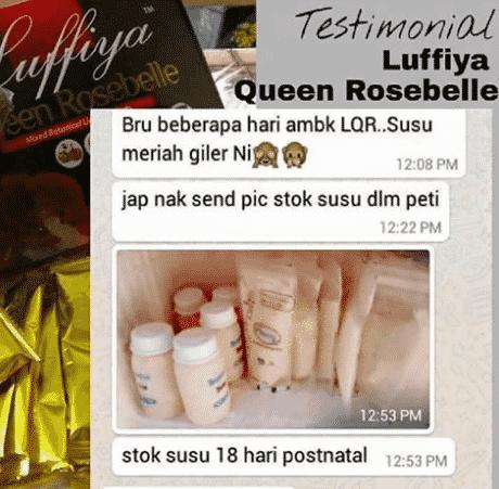 luffiya queen rosebelle feedback