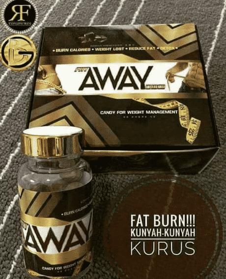 kelebihan fat away choco dms