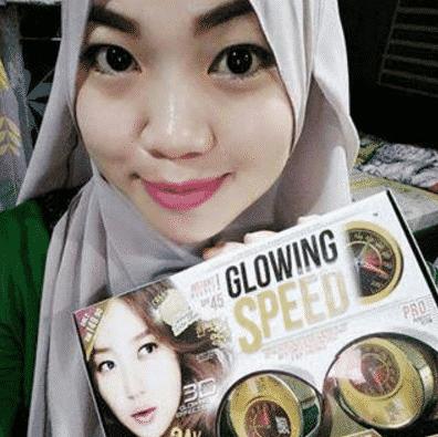 glowing speed skincare berkesan