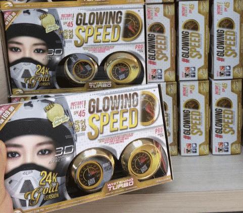 glowing speed skincare kkm