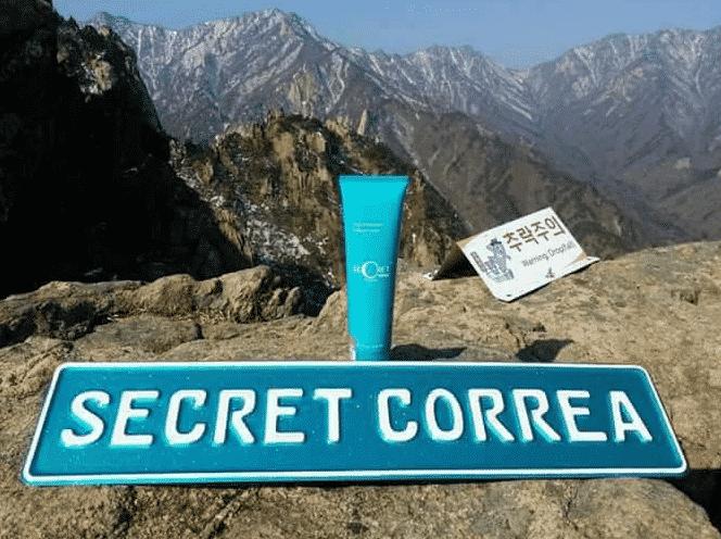 cara pakai secret correa