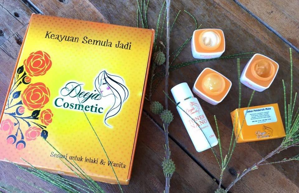 deeja cosmetic murah