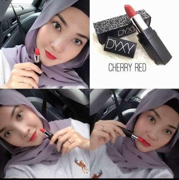 feedback matte lipstick dyxy