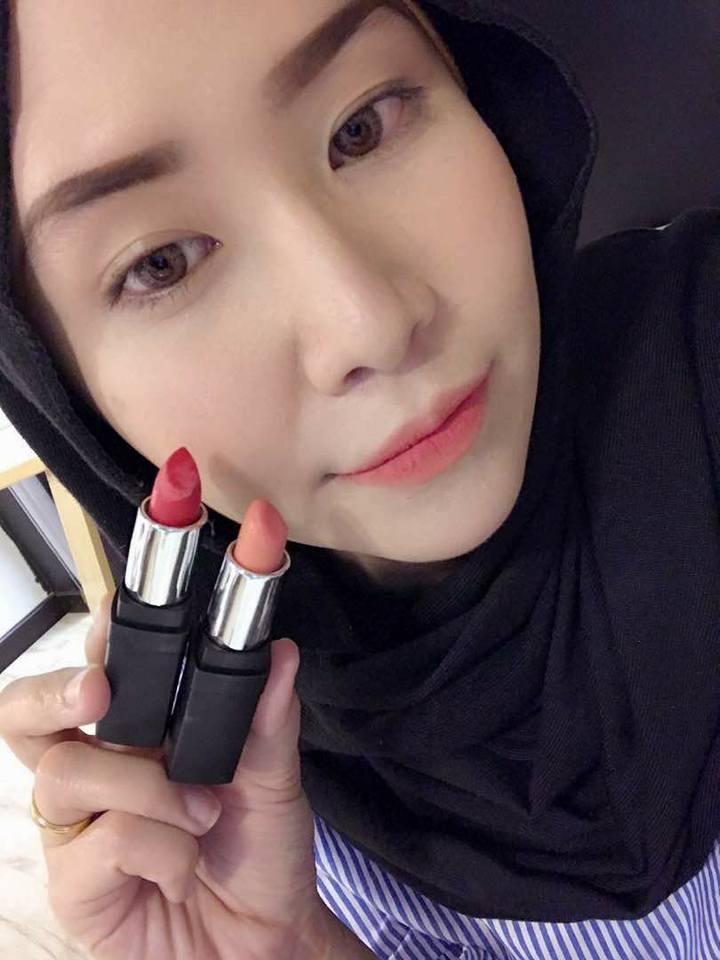 gabungan matte lipstick dyxy