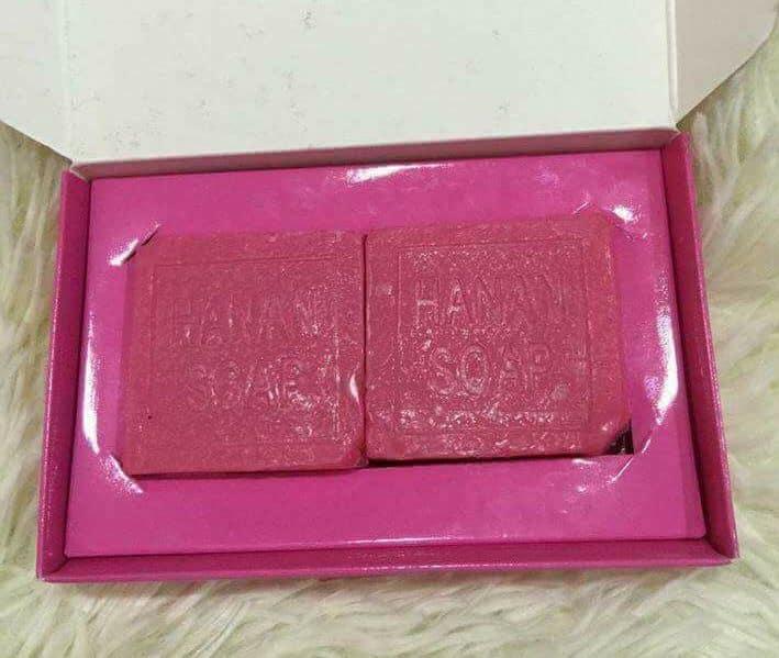 hanan soap murah