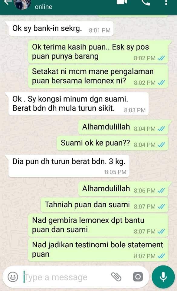 lemonex fat burner halal
