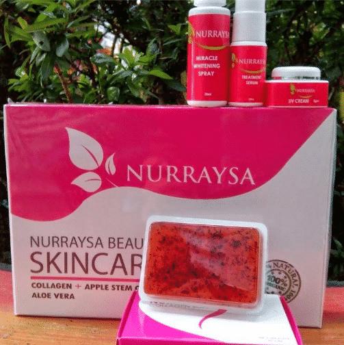 nurraysa beauty skincare
