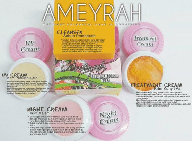 ameyrah skincare 4in1