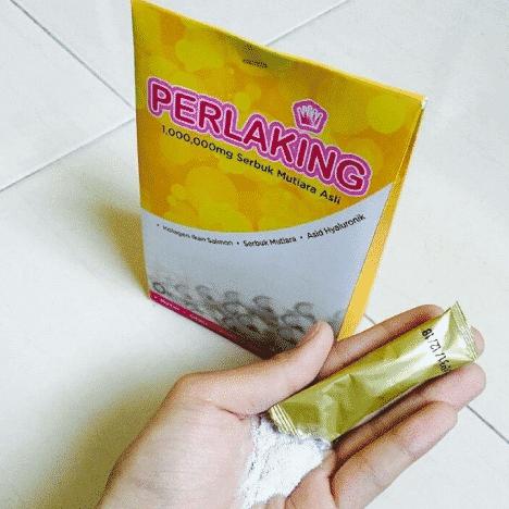 cara makan perlaking