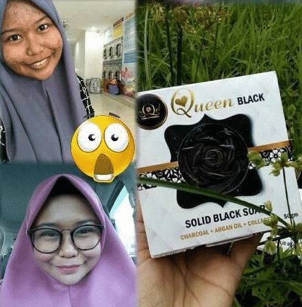 queen black soap feedback