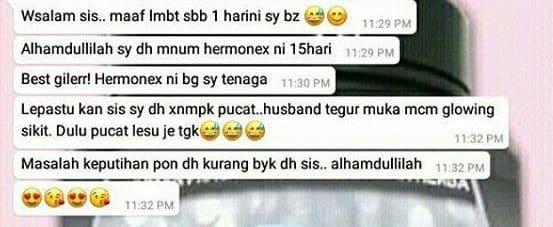 hermonex halal