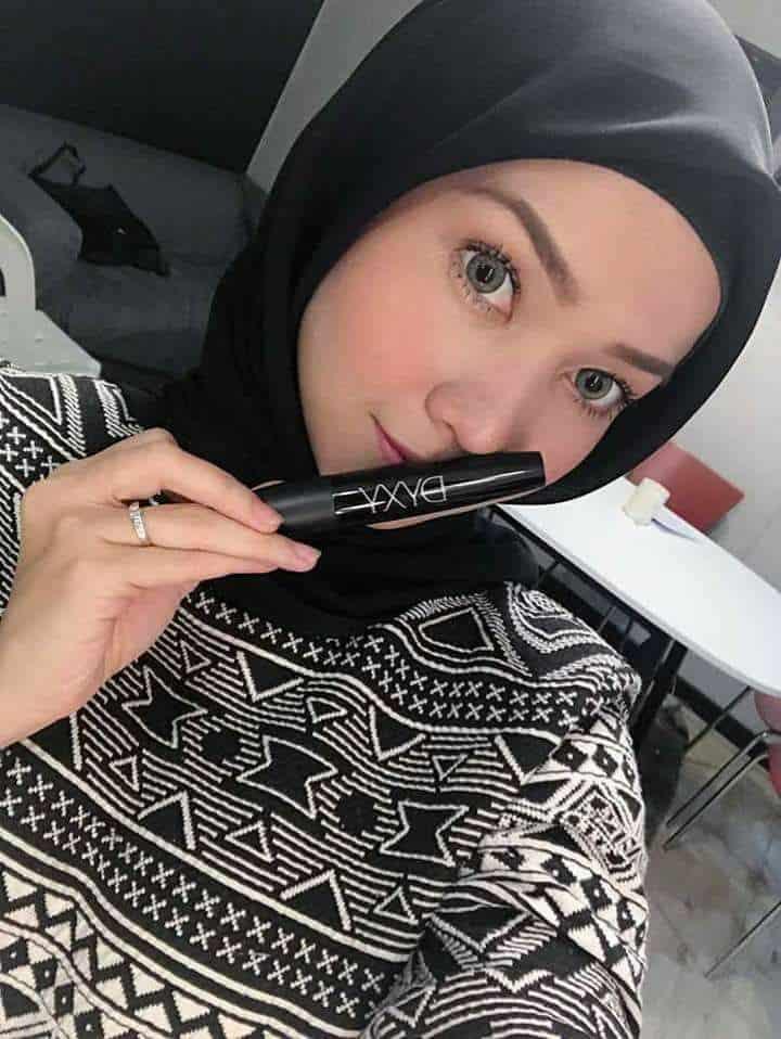 dyxy mascara halal