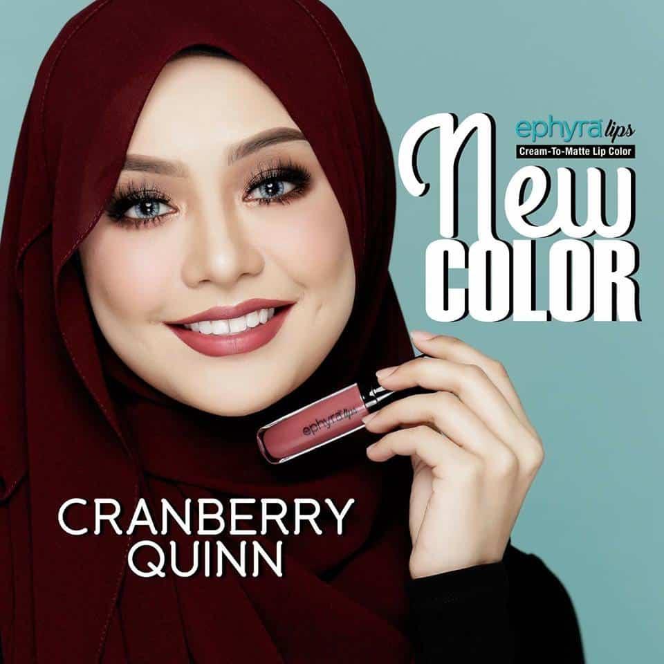 ephyra cranberry quinn