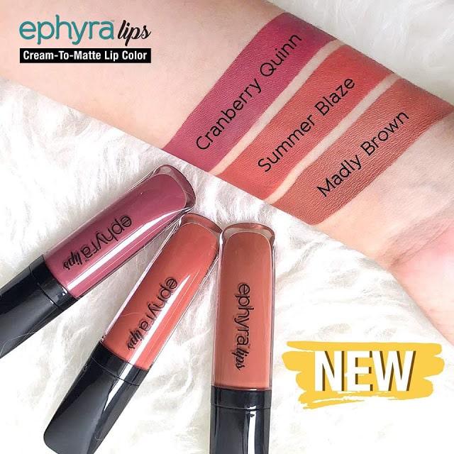 ephyra lips matte original