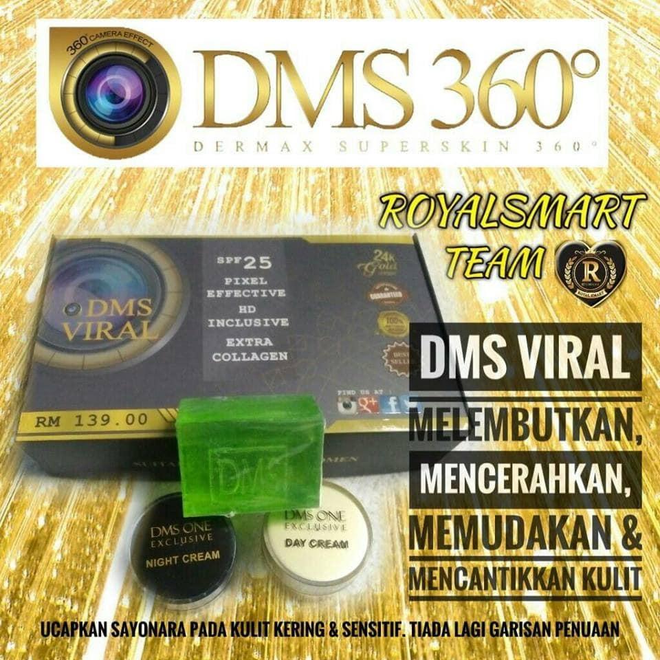 dms viral skincare murah
