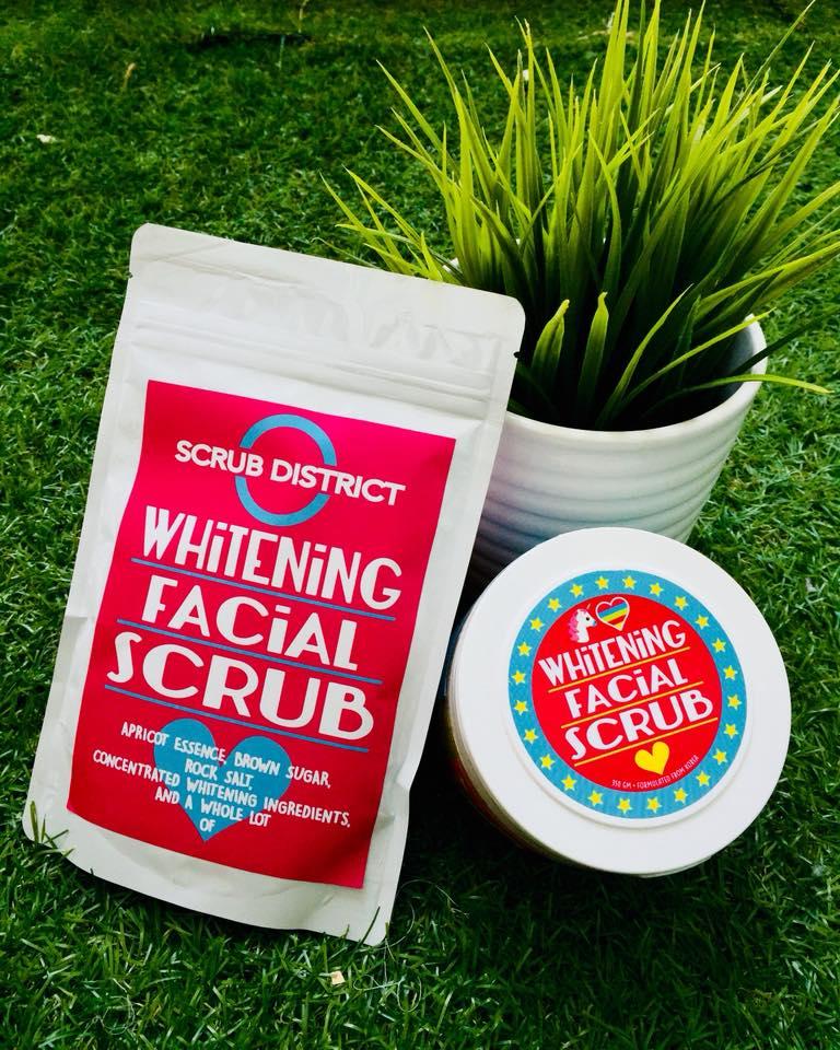 scrub district jar murah