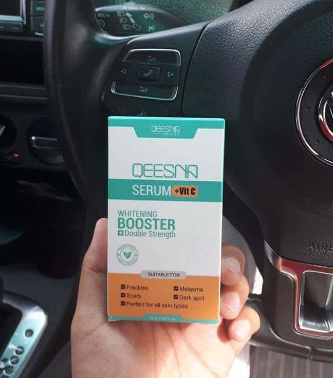 qeesna serum booster original