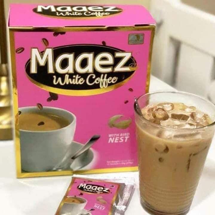 maaez coffee sejuk