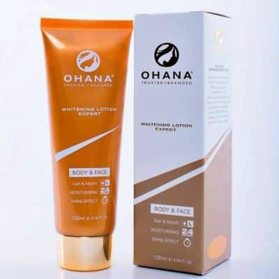 ohana lotion hq
