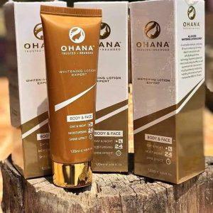 ohana whitening lotion expert murah