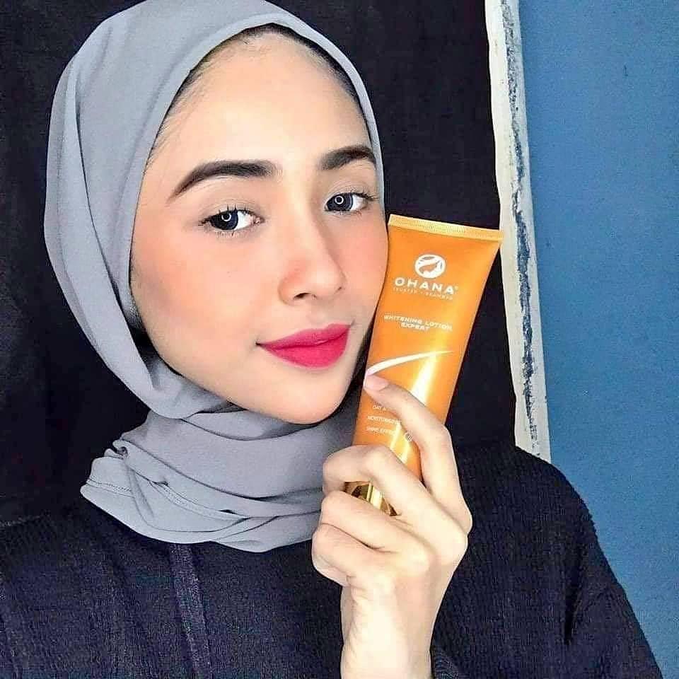 ohana whitening lotion