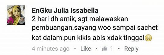 peah queen serbuk mutiara kkm